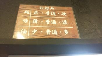 麺屋ふじ田 とんこつ醤油2