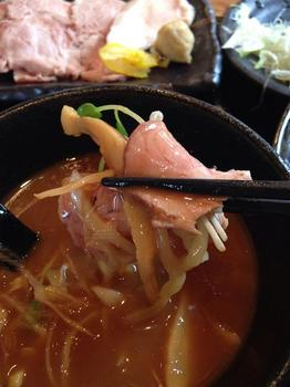 つけ麺チャーシュー③.JPG