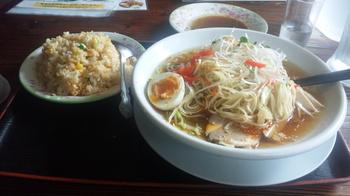 福々麺 冷やしラーメンとチャーハン.jpg